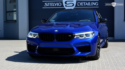 BMW M5 Competition | Stelvio Detailing Radom
