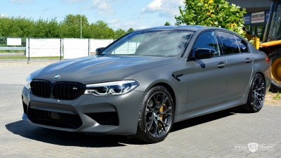 BMW M5   Stelvio Detailing Radom