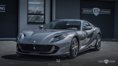 Ferrari 812 GTS | Stelvio Detailing Radom