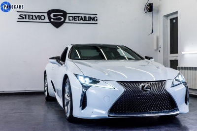 Lexus LC 500 | Stelvio Detailing Radom