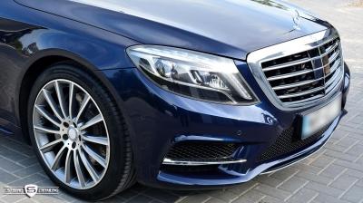 Mercedes Benz S500 | Stelvio Detailing Radom