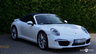 Porsche 911 Carrera S | Stelvio Detailing Radom