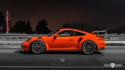 Porsche GT3 RS   Stelvio Detailing Radom